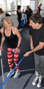 Fitness Classes in Newton Abbot with TessFit