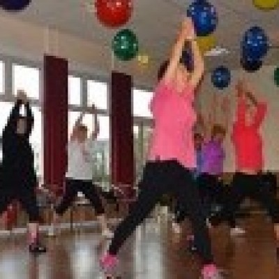 Young at heart classes with Tessfit
