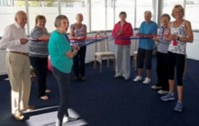 Young at Heart classes at Tessfit