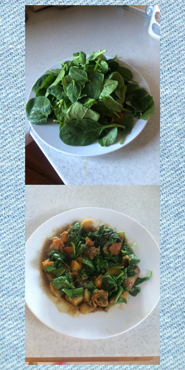 Spinach and Stuff